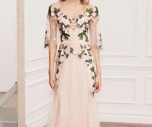 beautiful, girl, and dress image