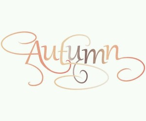 brown, text, and autumn text image