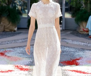 delicate, fashion, and lace image