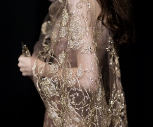 Couture, elie saab, and embroidery image