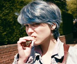 blue, emma, and Lea Seydoux image