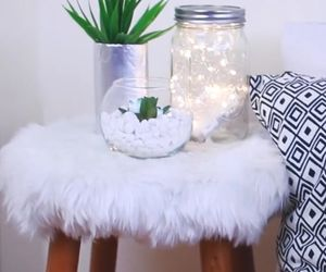 cosy, diy, and white image