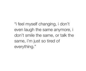 quotes, sad, and change image
