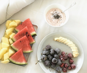 abs, breakfast, and fitness image