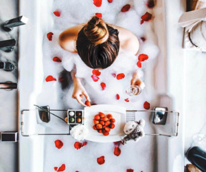 bath, photography, and cute image