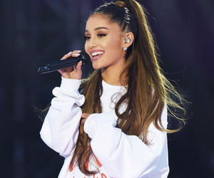 ariana grande, arianagrande, and manchester image