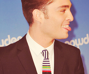 ed westwick, Hot, and cute image