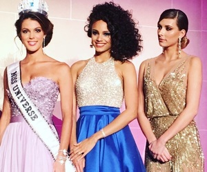 miss france, iris mittenaere, and alicia aylies image