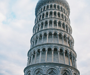 italy, vintage, and Pisa image