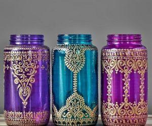 aladdin, blue, and oriental image