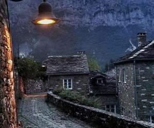 Greece, landscape, and pilio image