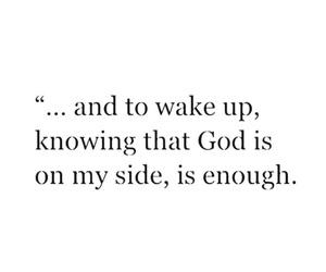 allah, god, and hope image