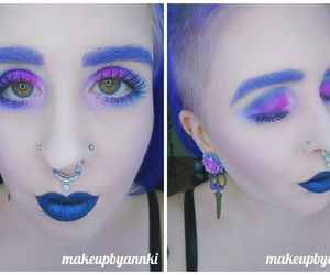 Navy and purples💙💜✨