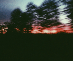 hipster, sunset, and indie image