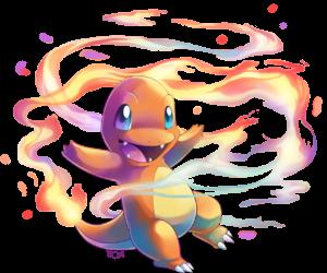 pokemon and charmander image