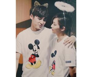 kpop, kim mingyu, and Seventeen image
