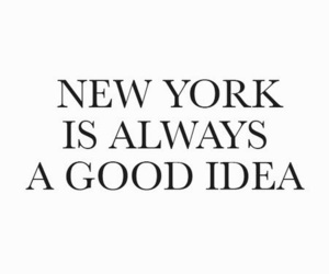 new york, quotes, and city image