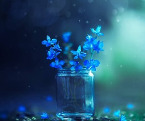 beautiful, dreamy, and flowers image
