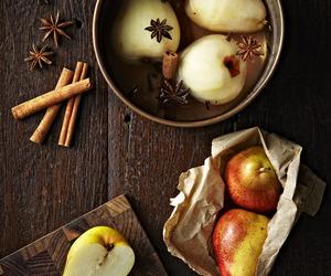 Cinnamon, apple, and autumn image