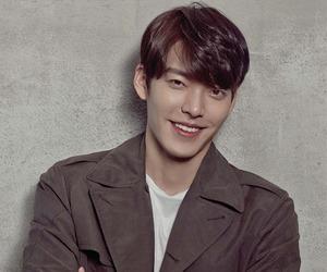 kdrama, korean actor, and kim woobin image