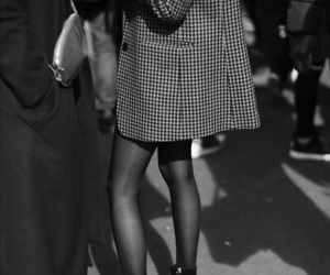 fashion and black and white image