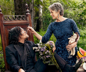 the walking dead, carol, and norman reedus image