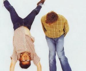 90s, blur, and damon albarn image