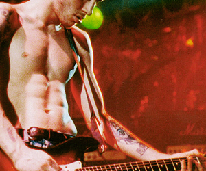 guitar, rhcp, and perfect image