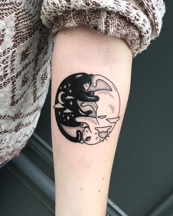 tattoo and body art image