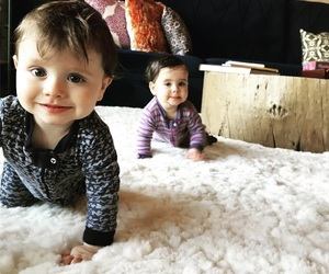 twins, babies, and Jensen Ackles image