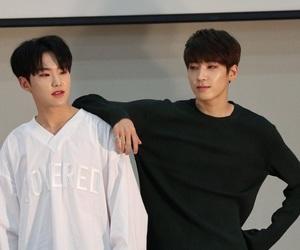 wonwoo, jeon wonwoo, and soonyoung image