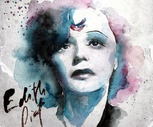 edith piaf and singer image