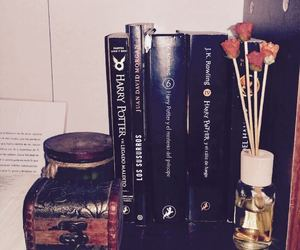 books, harry potter, and vintage image