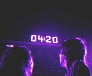 420 and purple image