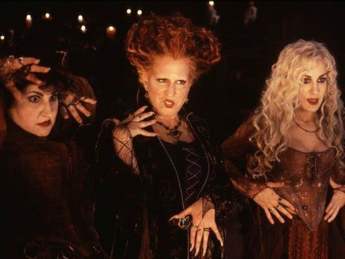 witch, hocus pocus, and Halloween image