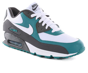 air max, blue, and hipster image