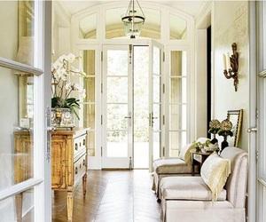 breathtaking, hallway, and interior image