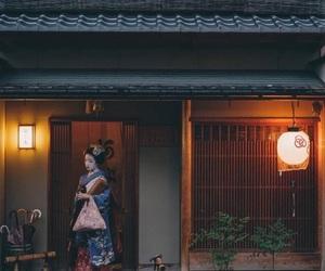 culture, maiko, and geisha image