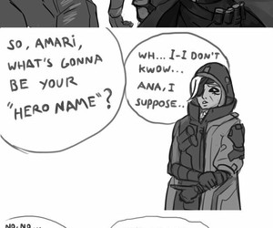 ana, funny, and reaper image