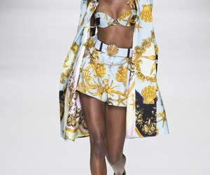 Versace and fashion image