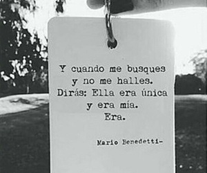 frases, mario benedetti, and boy image