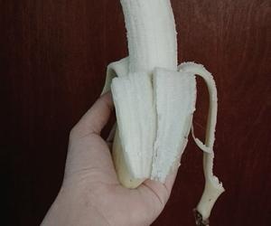 banana, delicious, and beauty image
