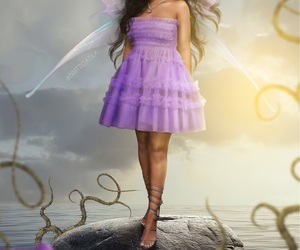 purple, briittoatila, and rihanna image