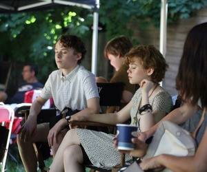beverly marsh and sophia lillis image