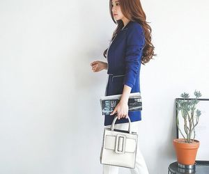 korean fashion, formal outfit, and professional look image