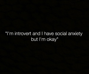 introvert, mess, and sadness image