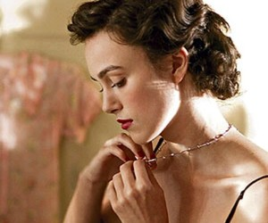 keira knightley, atonement, and vintage image