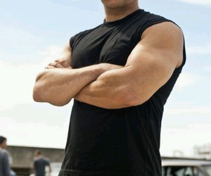 Vin Diesel, fast and furious, and furious 7 image
