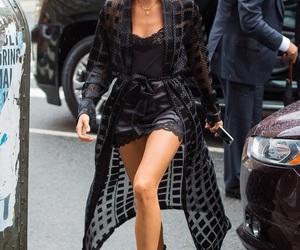 black, fashion, and models image