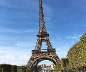 france, tower, and effil image